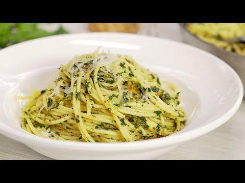 Паста Скарлетт. Итальянский шедевр из простых продуктов за 30 минут. Рецепт от Всегда Вкусно!