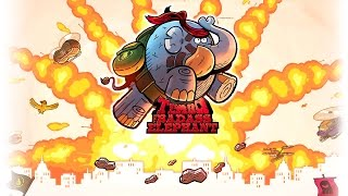 Tembo The Badass Elephant Gameplay PS4 1080p 60 FPS