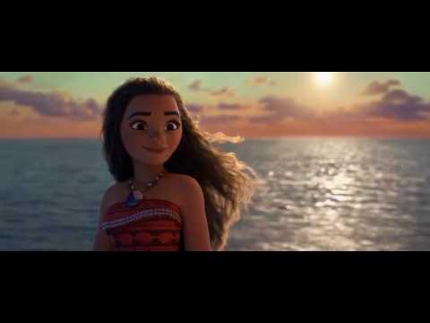 Disney'den Moana   İlk Fragman | Çocuklar için Çizgi Filmler