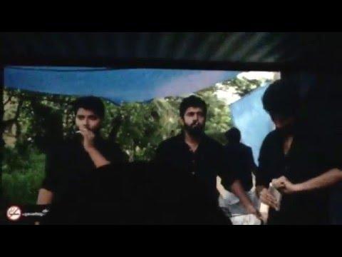 Nivin pauly entry scene in college(Kalippu) . Movie-PREMAM .