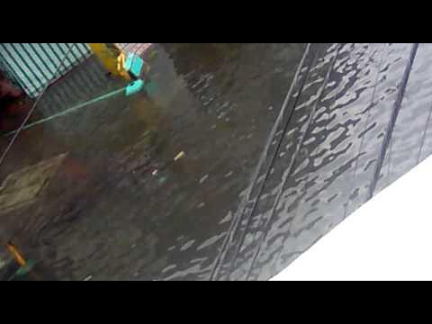 San Andres Bukid, Manila, Flood, 08 August 2012, 8AM