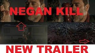 The Walking Dead Season 7 - NEGAN KILL - RIGHT HAND MAN!!!