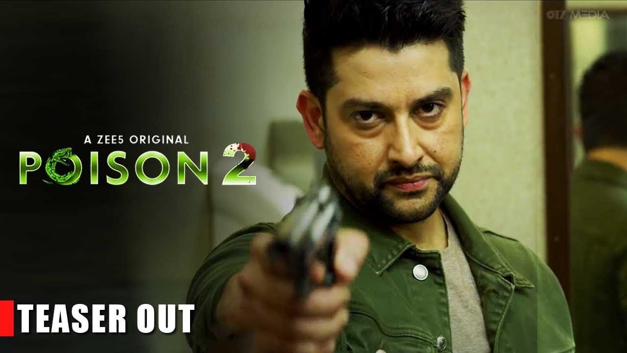 POISON Season 2 (2020) | Aftab Shivdasani | Raai Laxmi | Rahul Dev | Poison 2 Release Date