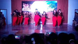 Ponnungale thappa pesathe 2019 dance