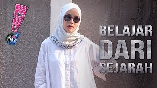Zaskia Adya Mecca Ajak Anak Liburan Penuh Perjuangan - Cumicam 16 Agustus 2019