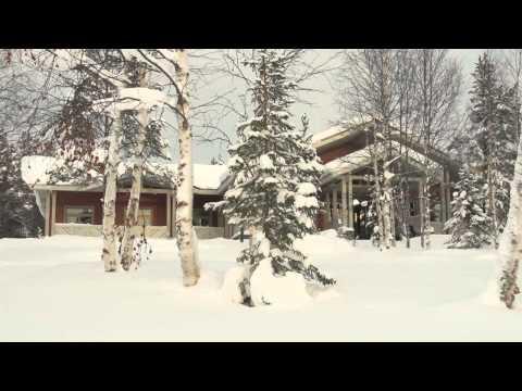База отдыха Лесная зима