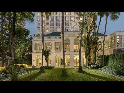 Inside Bangkok's most iconic hotel: MANDARIN ORIENTAL (impressions & review)