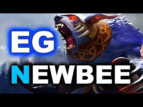 EG vs NEWBEE - NEXT LVL OWNAGE - ESL KATOWICE MAJOR DOTA 2