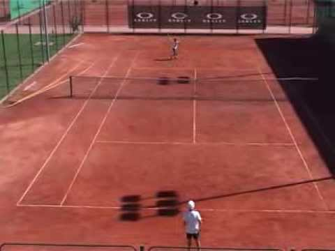 10 years and under, Tennis Championship in Vojvodina, Finals full match