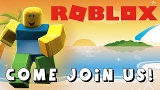 Roblox / Road To 100 Abonnenten / Kommen Sie zu uns!