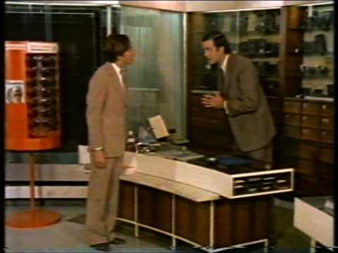 Monty Python - VERY RARE sketch - '73