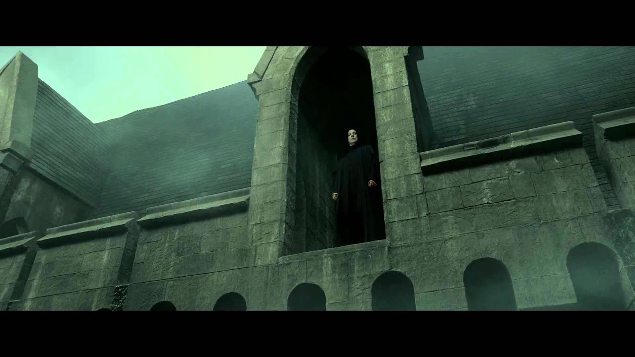 Harry Potter and the Deathly Hallows - Part 2 (Opening Scene - HD ...