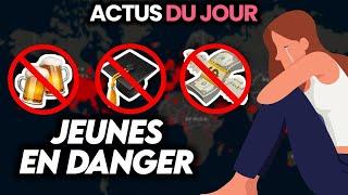 Pourquoi les jeunes français sont en danger, déjeuner entre LREM et RN, nouveau pull.. Actus du jour