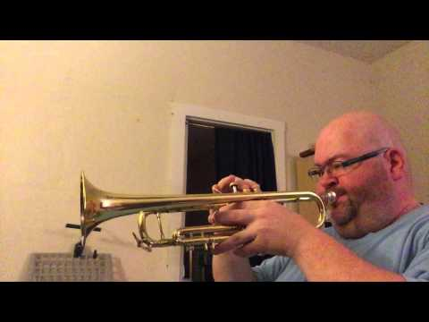 Some trumpet excerpts from A Chorus Line, one of my favorite shows to play of all time!