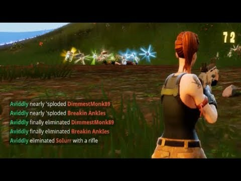 Aviddly - Fortnite Battle Royale Highlights #2