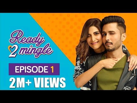 Ready 2 Mingle | Original Series | Episode 1 | Swipe Match Love | The Zoom Studios