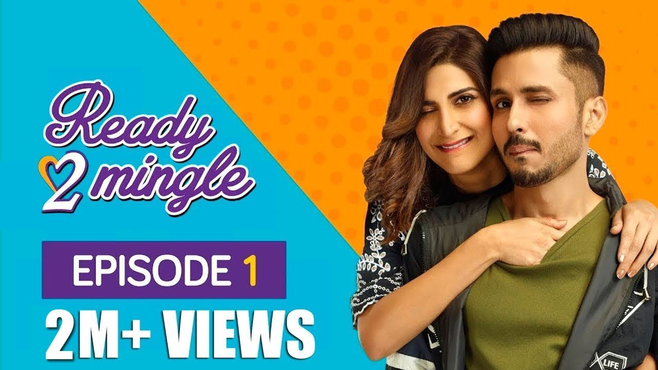 Ready 2 Mingle | Original Series | Episode 1 | Swipe Match Love | The Zoom Studios