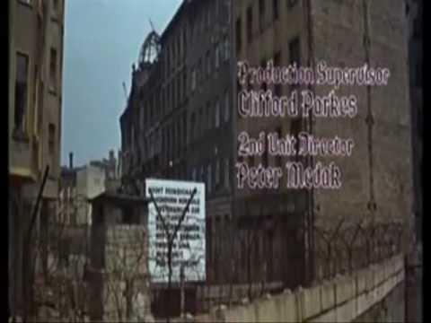 Funeral in Berlin - Opening credits