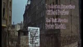 Funeral in Berlin - Opening credits