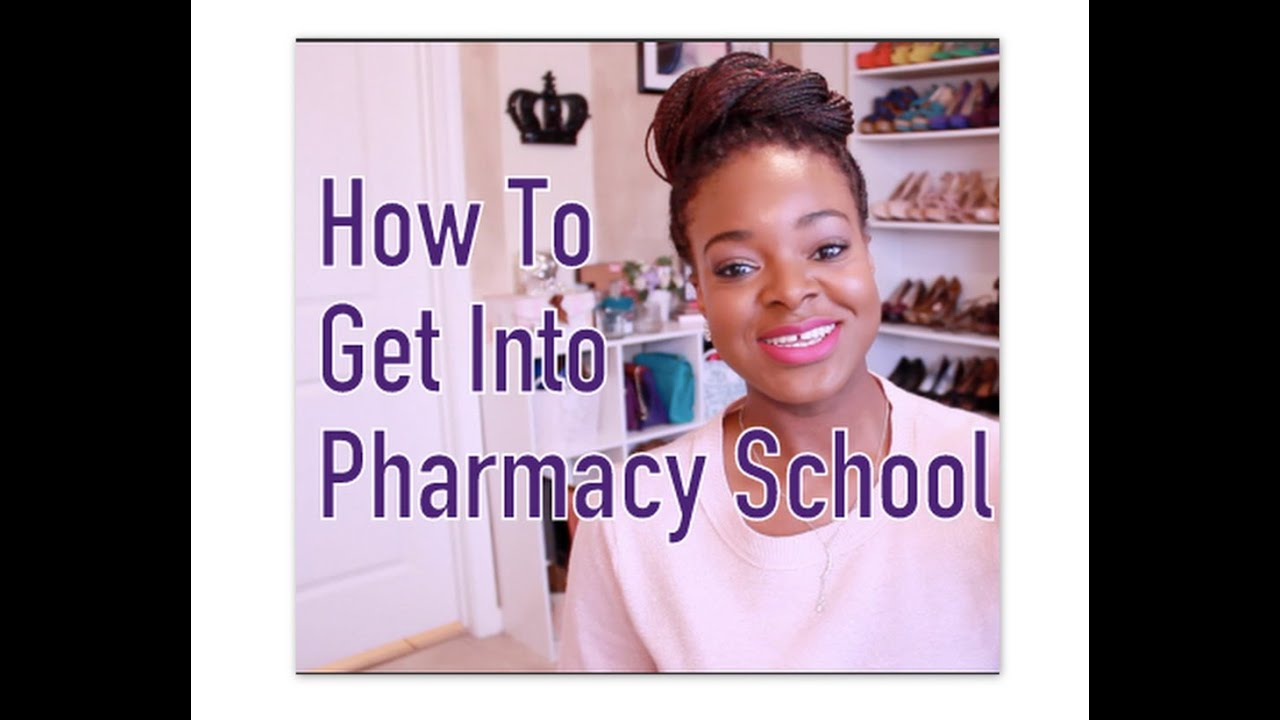 What high school requirements do you need to get into a pharmacy college?
