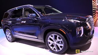 2020 Hyundai Palisade - Exterior and Interior Walkaround - Debut at 2018 LA Auto Show