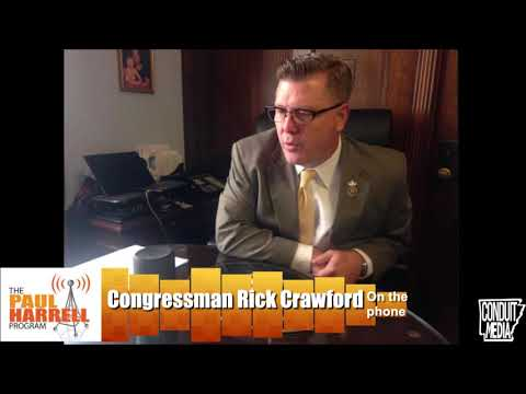 Congressman Rick Crawford talks about DACA, Republican Brand and Intellectually Honest and more