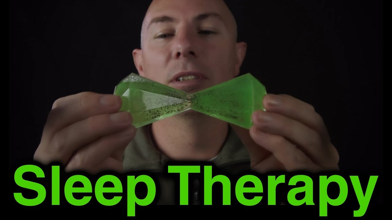 ASMR Trigger Therapy 10 for Sleep - Crinkle, Tapping & Whispering