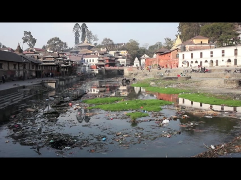 Bagmati river pollution
