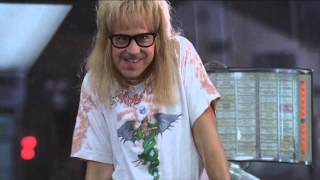 Wayne S World Garth Foxy Lady