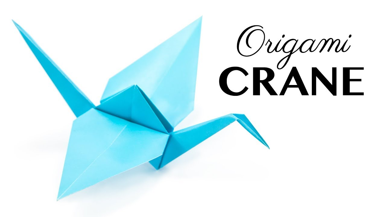 How to Make a Paper Crane : 16 Steps (with Pictures) - Instructables | 720x1280