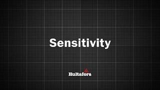 Hultafors - Spirit levels - What is sensitivity?