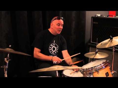 Neil Conti talks about Backbeater HD