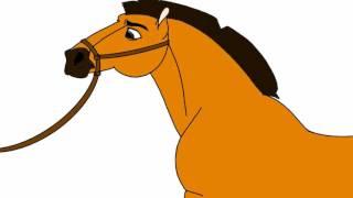 Мои рисунки лошадей