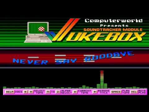 Commodore Amiga - Never Say Goodbye