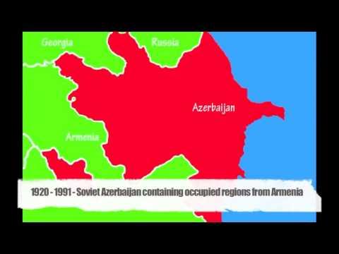 Великое будущее Азербайджана! Уничтожение Армении!