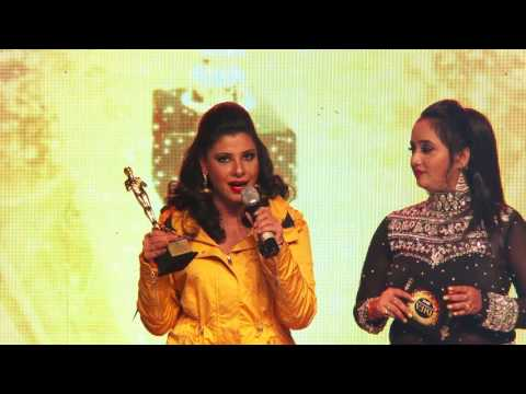 BIFA Awards 2015 In Mauritius || Best Items Girl Sambhavana Seth