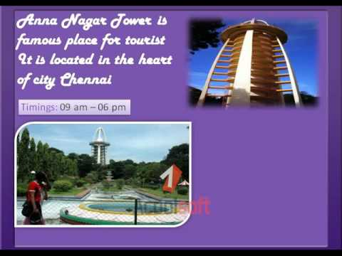 Find the best places for visit in chennai