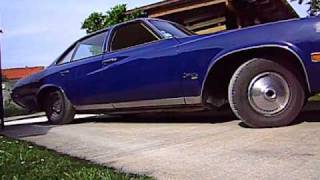 buick century luxus 1973 balade et tour