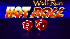 Hot Roll® Golden Dice® Wolf Run® Video Slots by IGT - Gameplay Video
