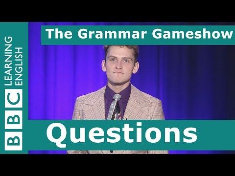 Questions: The Grammar Gameshow Episode 23