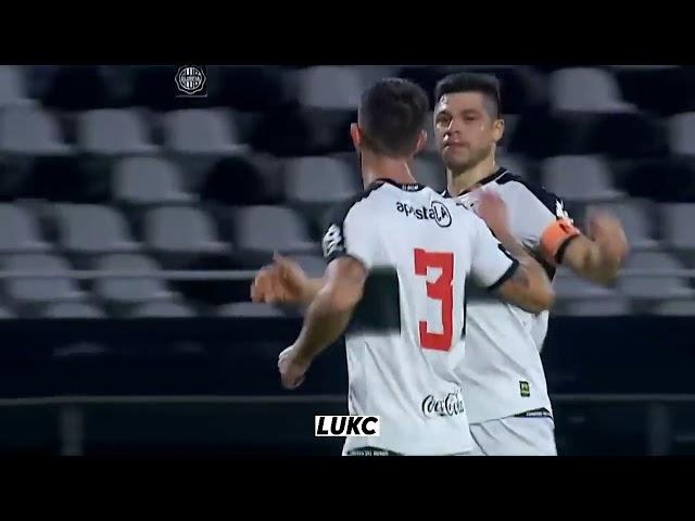Olimpia golea a Luqueño en el debut de Berti