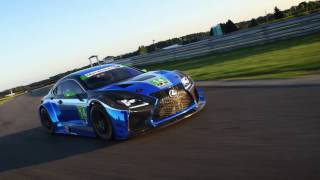 The Road to Daytona: Lexus Returns to Racing ...