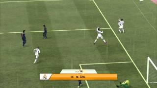 Repeat youtube video مبارة ريال مدريد - برشلونة  fifa 13 ps3  free games online football ultimate team fifa 13