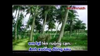 Đi Tìm Câu Hát Lý Thương Nhau - Karaoke v2 - YouTube