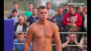Download School Boy vs Big Man 220 lbs,  Hard K.O. !!!! Mp3 and Videos