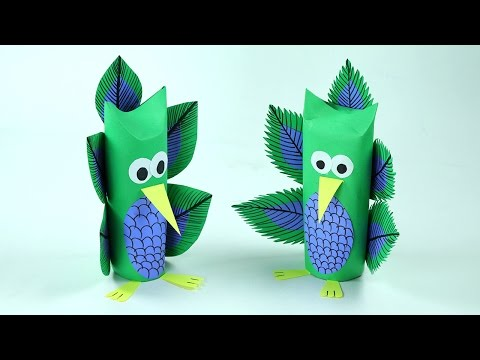 paper-peacock-crafts-for-kids---how-to-make-peacock-step-by-step-tutorial