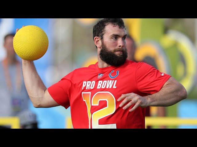 Dodgeball: 2019 Pro Bowl Skills Showdown | NFL Highlights