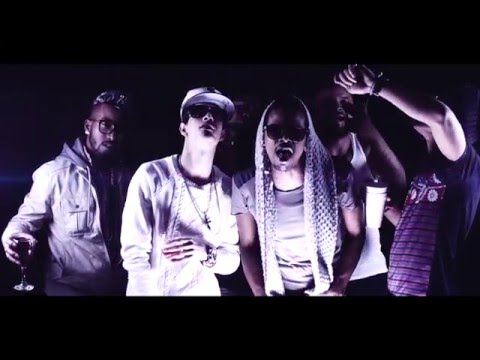 (Designer Panda Official Video) Spanish Remix-La Manada Nyc