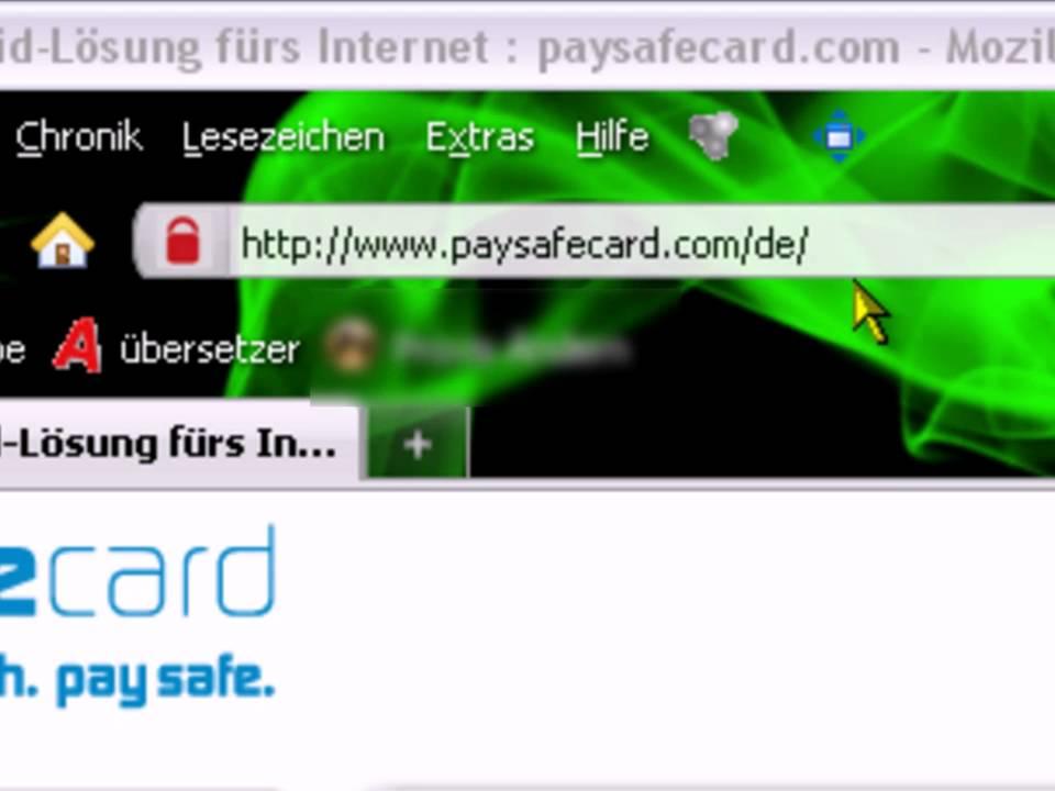Amazon Mit Paysafecard