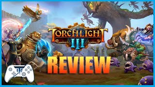 Torchlight III Review - Its a Goblin! (Video Game Video Review)